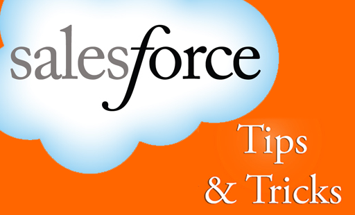 Using Salesforce for your telemarketing list