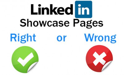 Are LinkedIn Showcase Pages right for you?