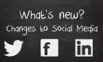 Social media changes 2014