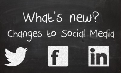 Social Media changes and what they mean for you