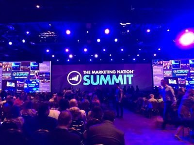 Marketo Summit in Las Vegas has officially kicked off today with keynotes from Alison Levine, Phil Fernandez, and WILL SMITH!