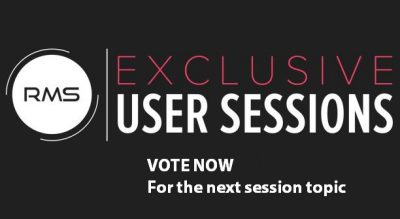 RMS Digital Marketing: Special Interest Group. Vote for the next topic to be discussed.