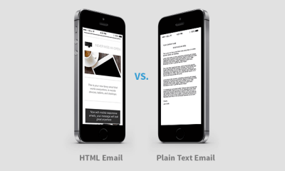 HTML VS Plain Text Emails: Which is better?