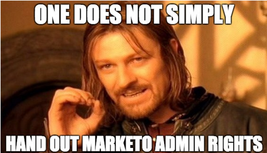3 Things to Consider when Assigning Marketo Admin Rights