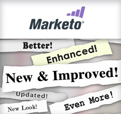 RMS insights into Marketo's latest release