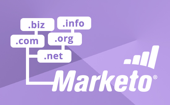 Managing multiple brands and domains in Marketo