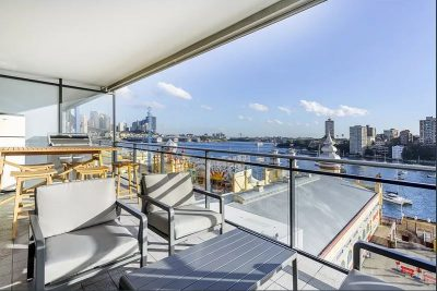 RMS's new Milsons Point offices