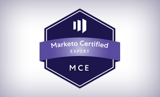 There's a new Marketo Certified Expert badge!