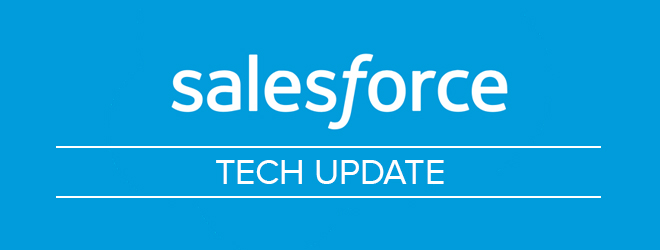 SFDC has dropped an AWESOME update!