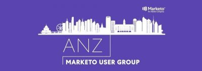 Sydney Marketo Users Group – 10th April, 2019