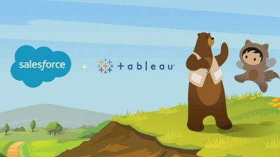OPINION: Salesforce acquires Tableau