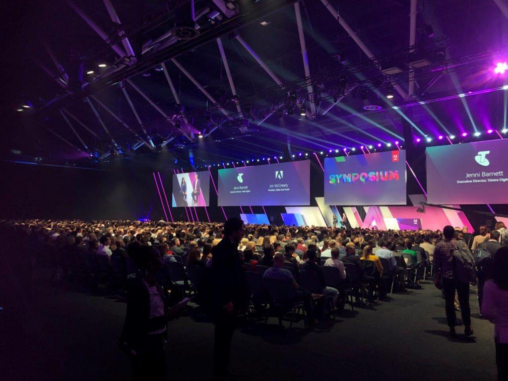 RMS at Adobe Symposium 2019