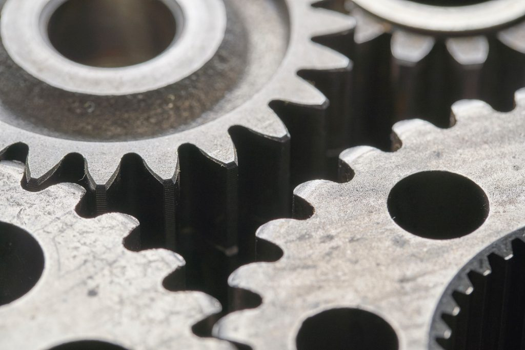 Keep the cogs turning